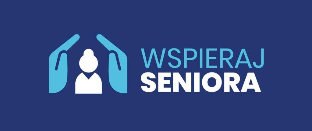 logo programu wpieraj seniora